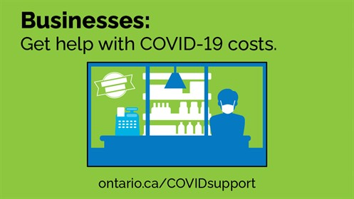 Apply Now: Businesses: Get help with COVID-19 costs